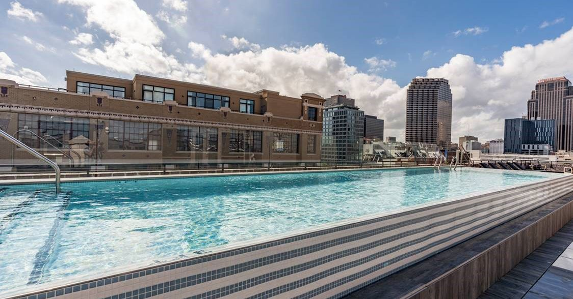 Mapping New Orleans S Best Hotel Pools Curbed New Orleans