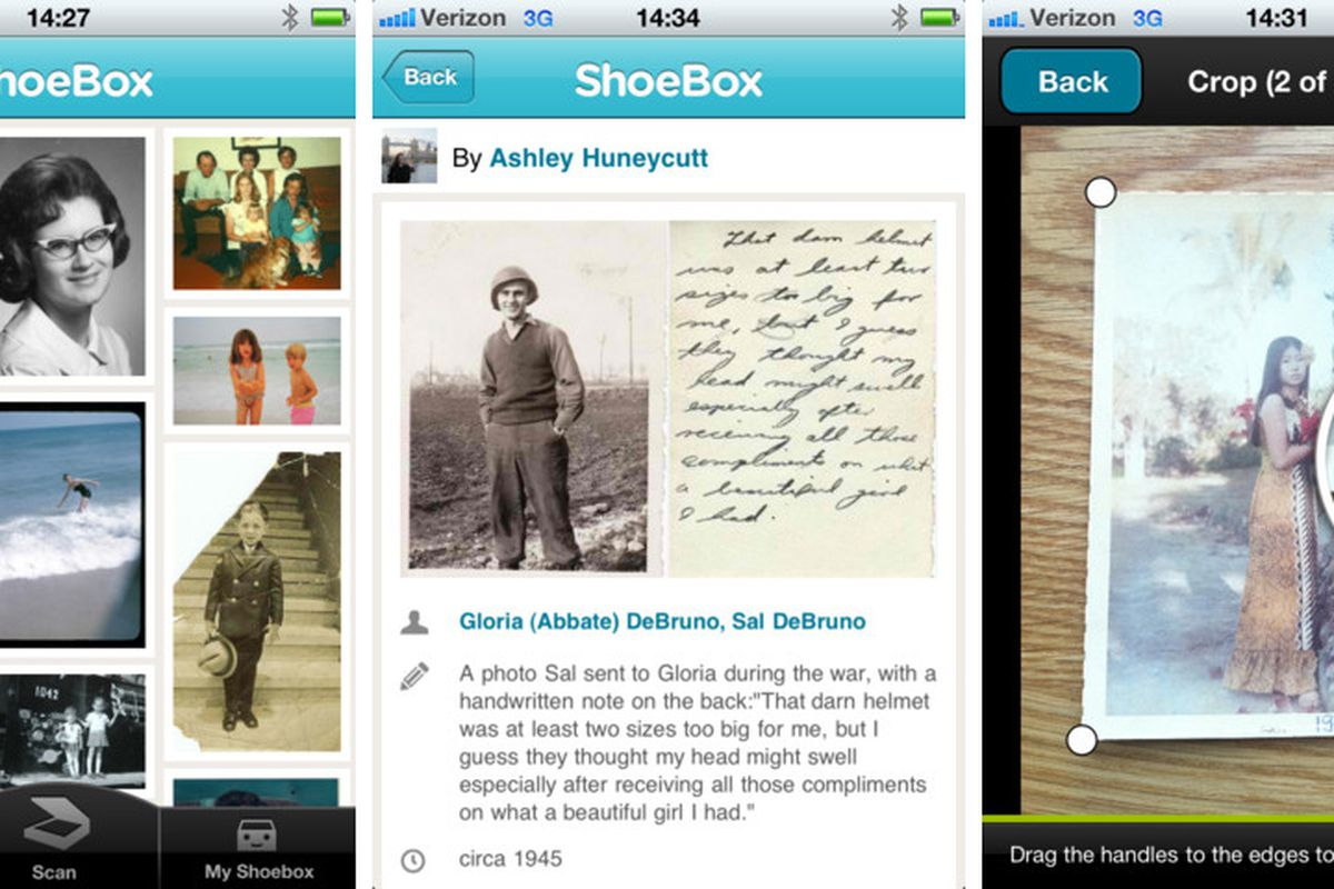 ShoeBox for iPhone