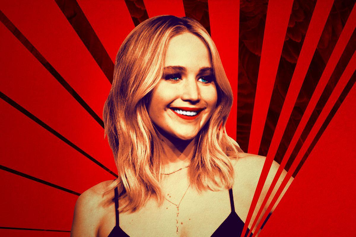 Let Jennifer Lawrence ...