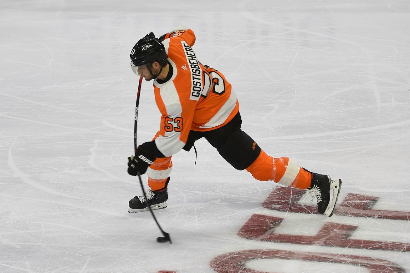 NHL: OCT 09 Devils at Flyers