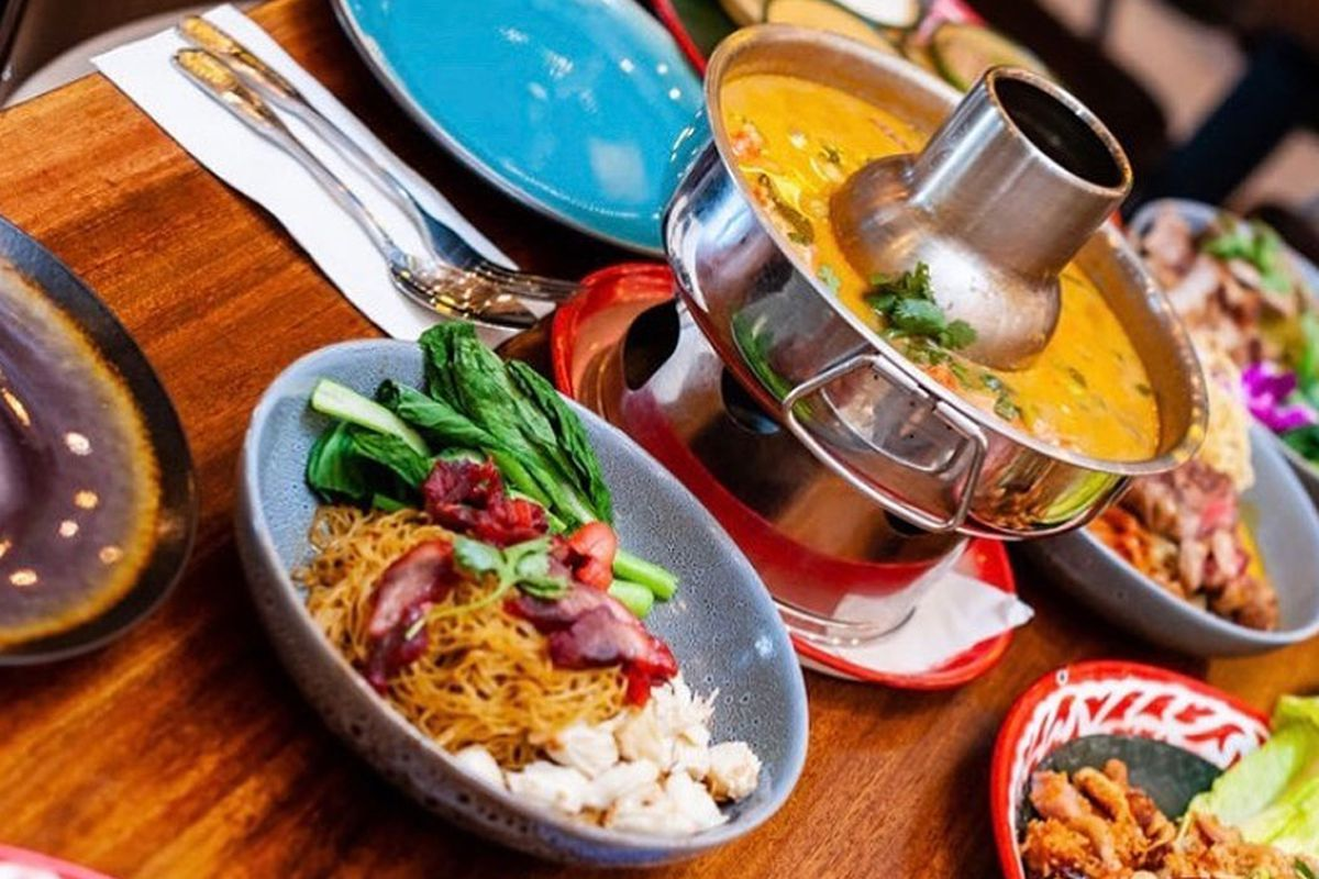 Tom yum soup and Thai favorite dishes on the menu at Weera Thai, expanding soon to the southwest.