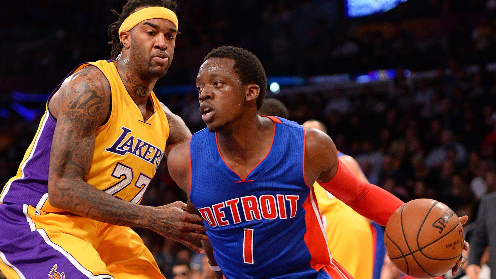 Pistons Vs Lakers: Pistons Vs. Lakers Final Score: Detroit Wastes Cake