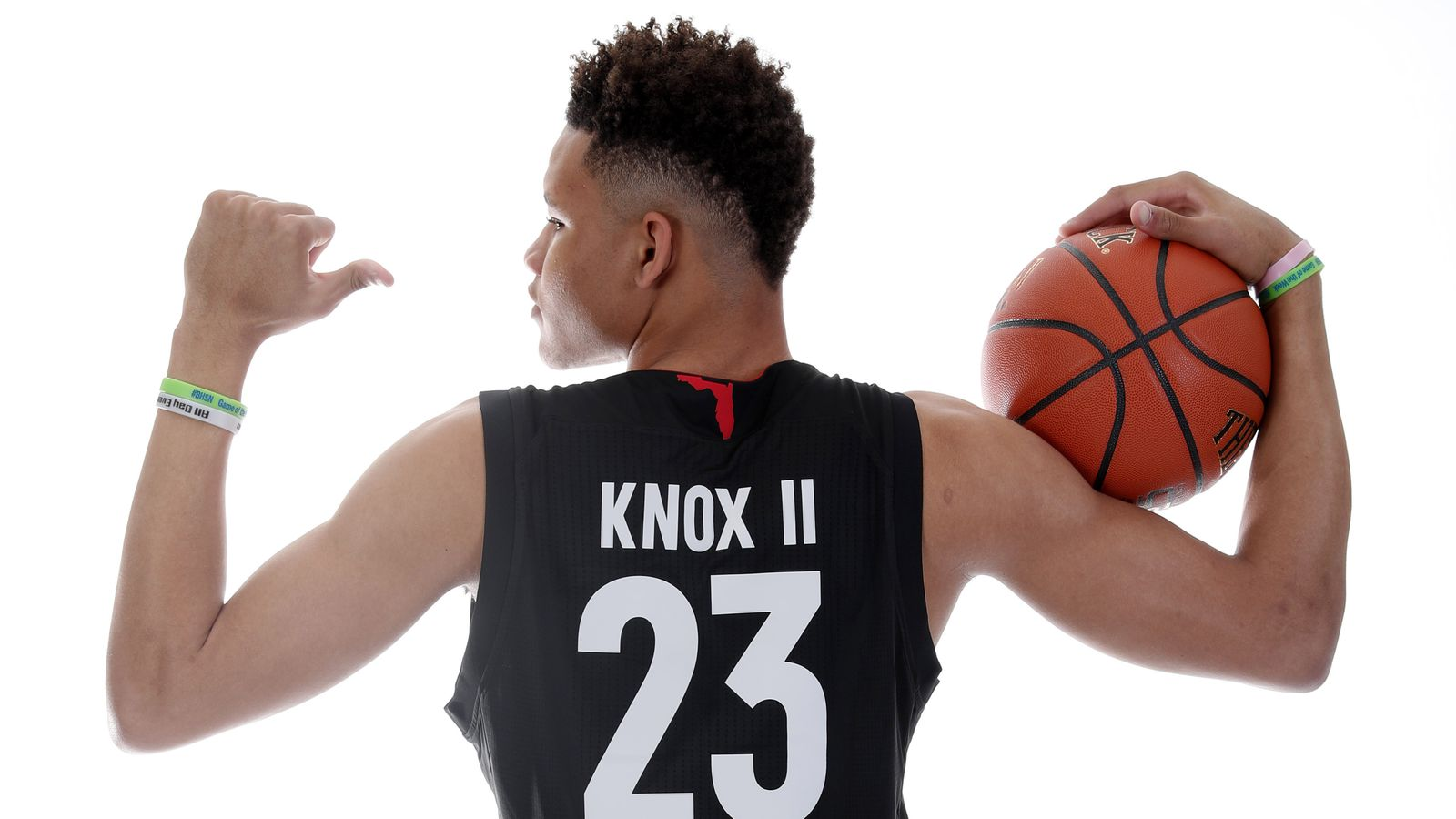 Kevin Knox Explains Decision To Pick Kentucky Basketball: Kevin Knox Picks Kentucky Wildcats Basketball