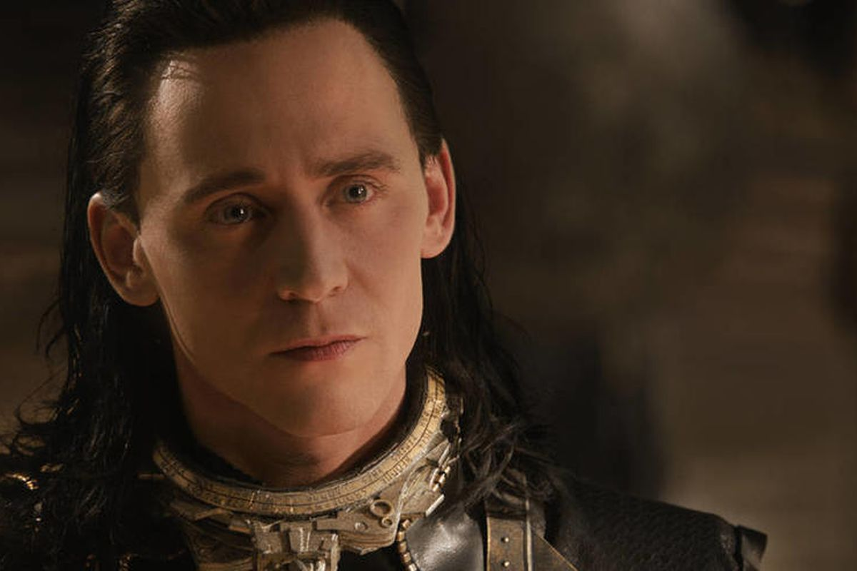 "Loki (Tom Hiddleston) in ""Marvel's Thor: The Dark World."""