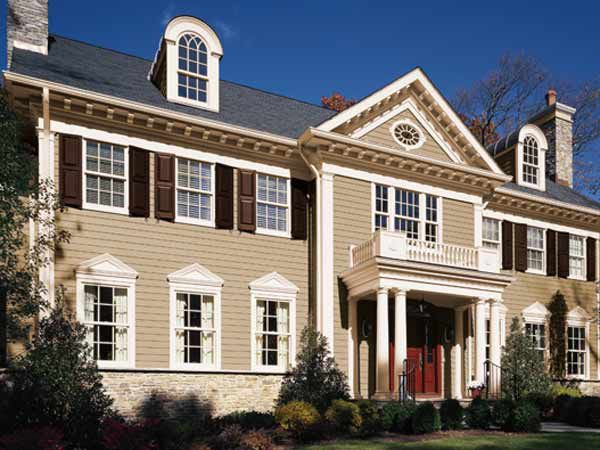 Paint Color Ideas For Colonial Revival Houses This Old House