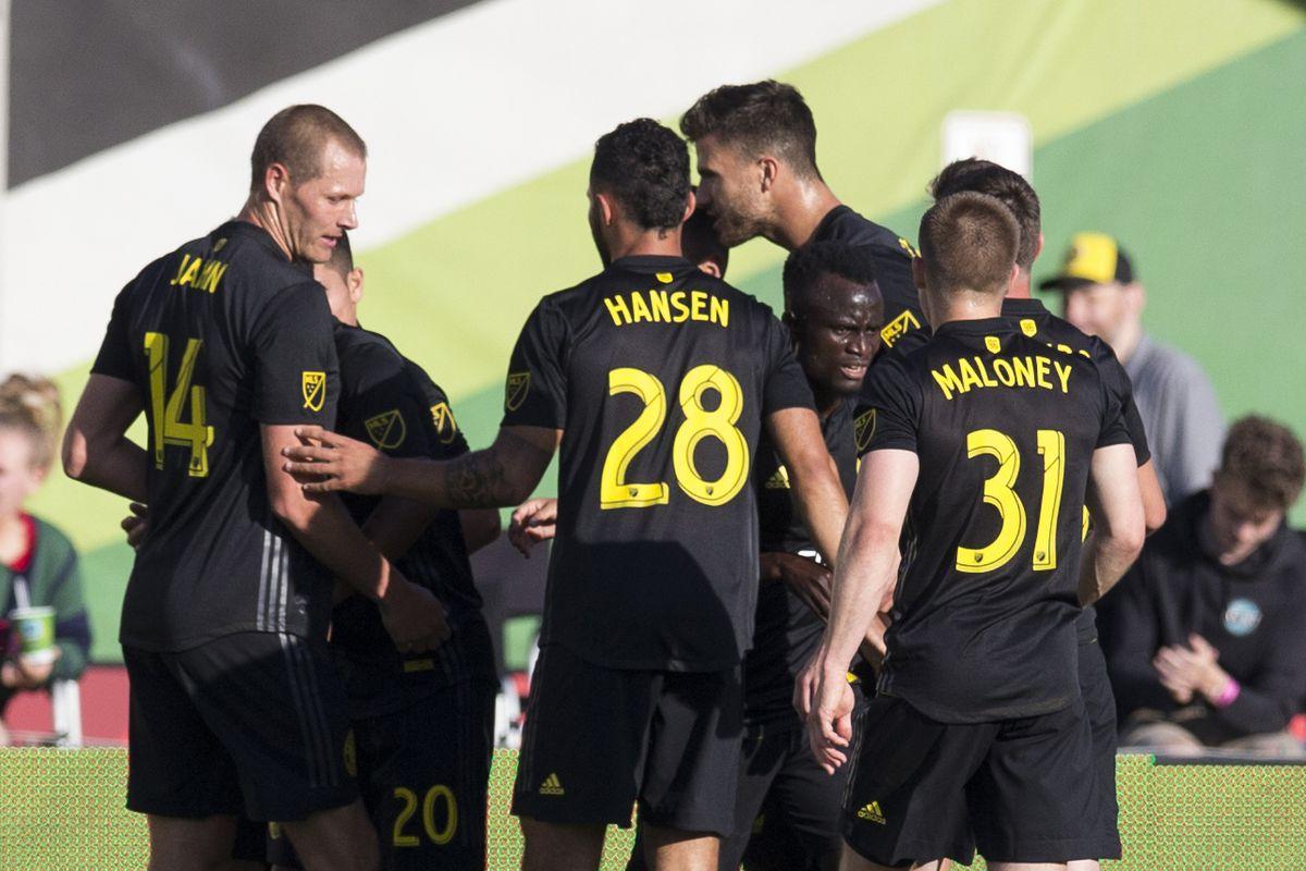 MLS: U.S. Open Cup-Columbus Crew SC vs Chicago Fire