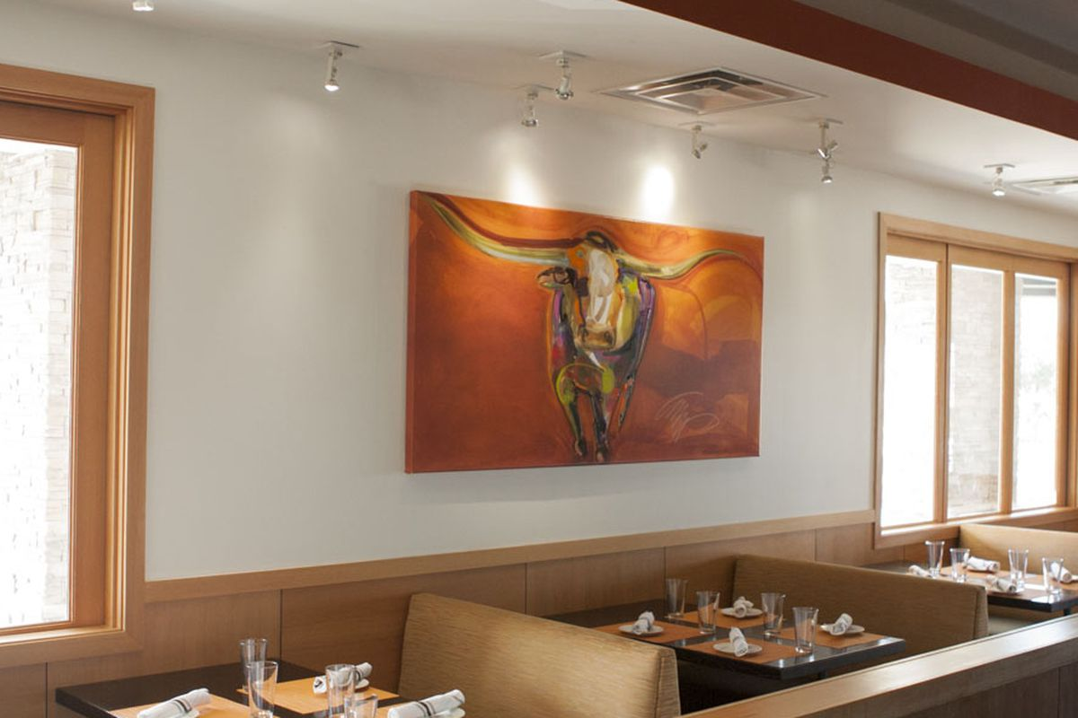 Dee Lincoln Steak & Burger Bar Plano.