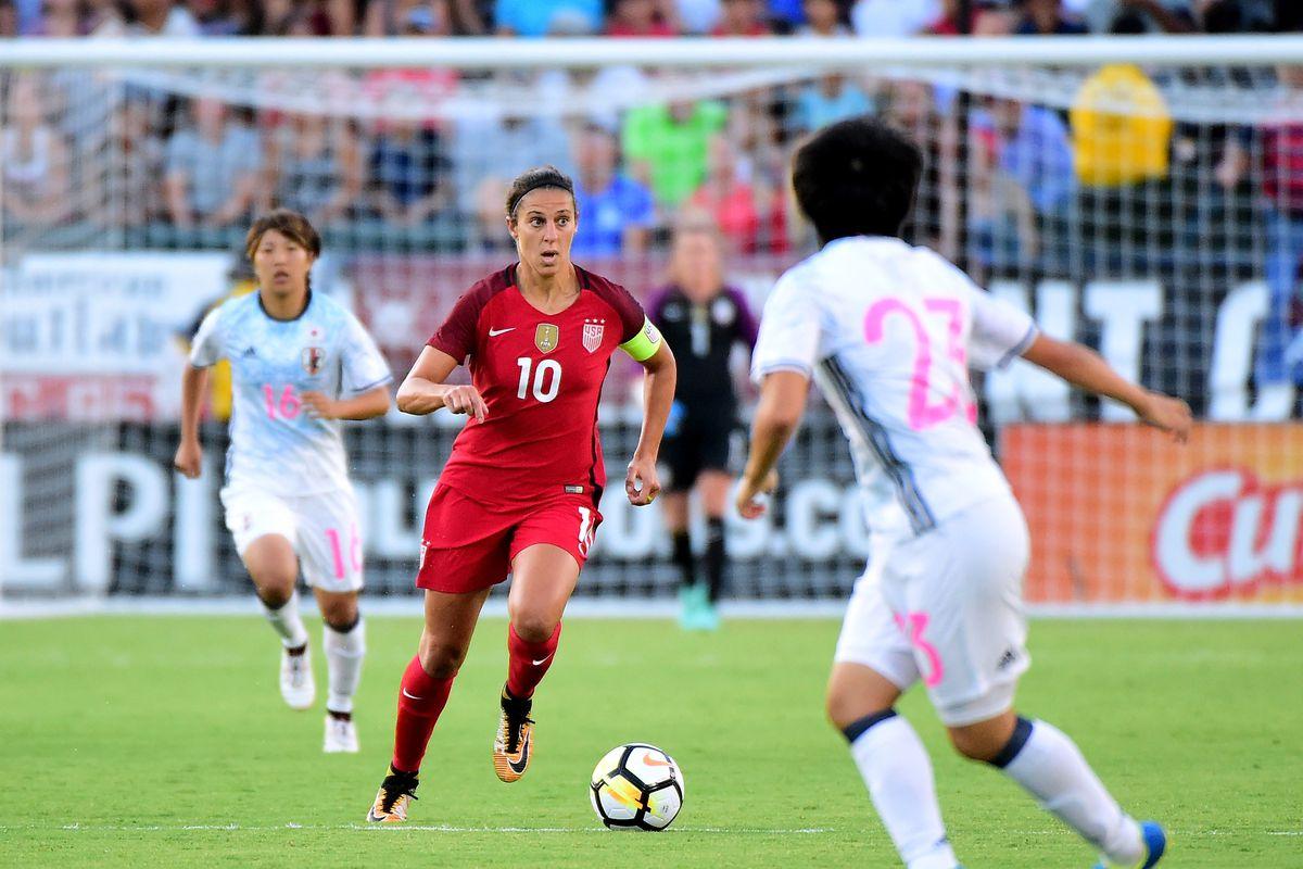 2017 Tournament Of Nations - Japan v United States
