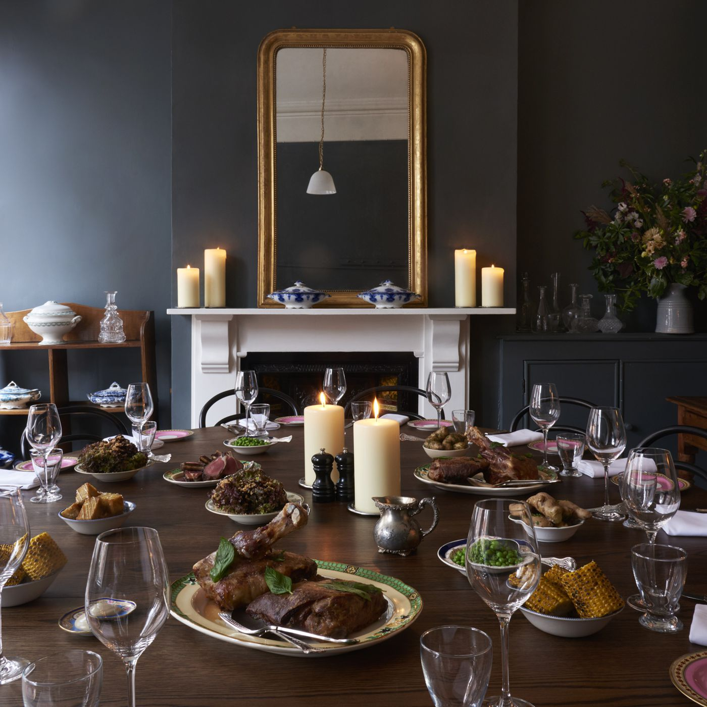 London S Best Christmas Party Restaurants For Lunch And Dinner Eater London