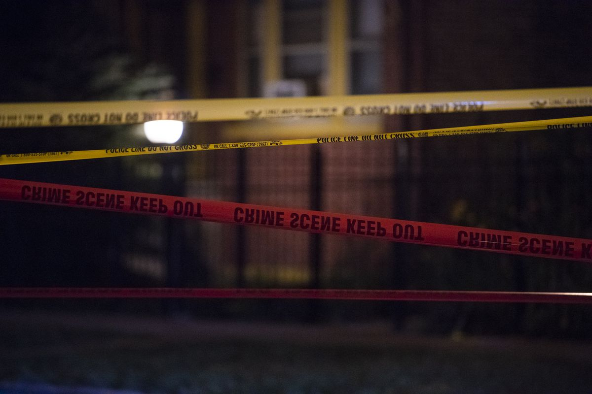 Ten people were shot, two fatally, October 20, 2021 in Chicago.