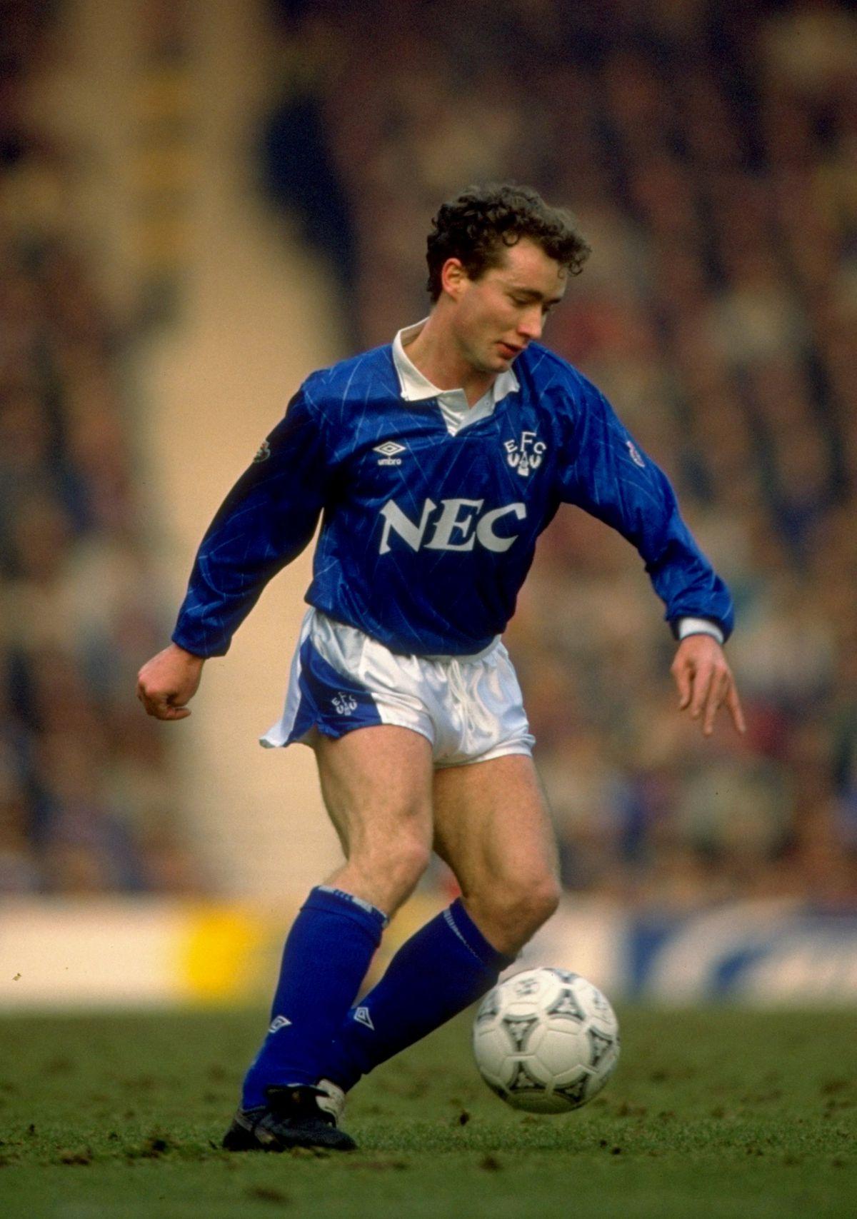 Mike Milligan of Everton