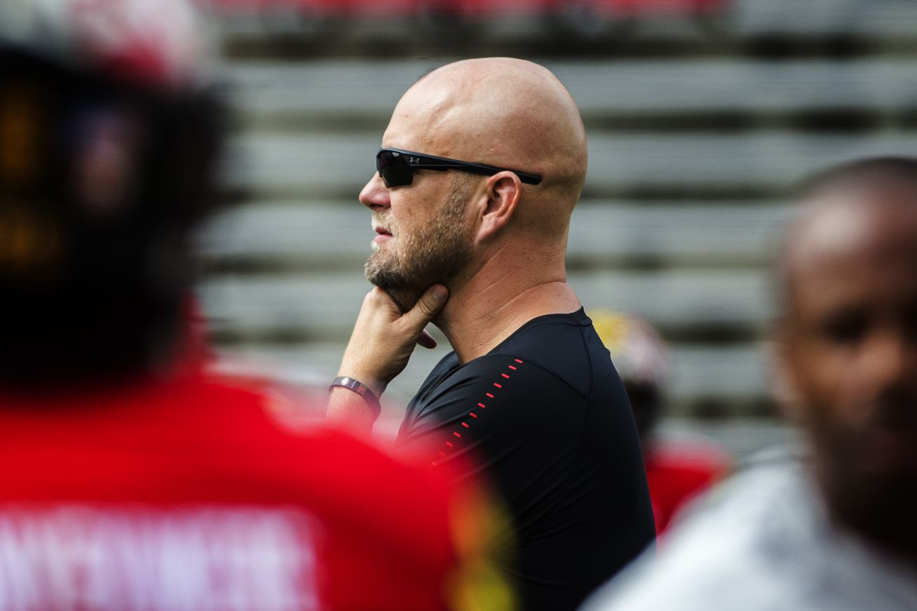 COLLEGE FOOTBALL: SEP 15 Temple at Maryland
