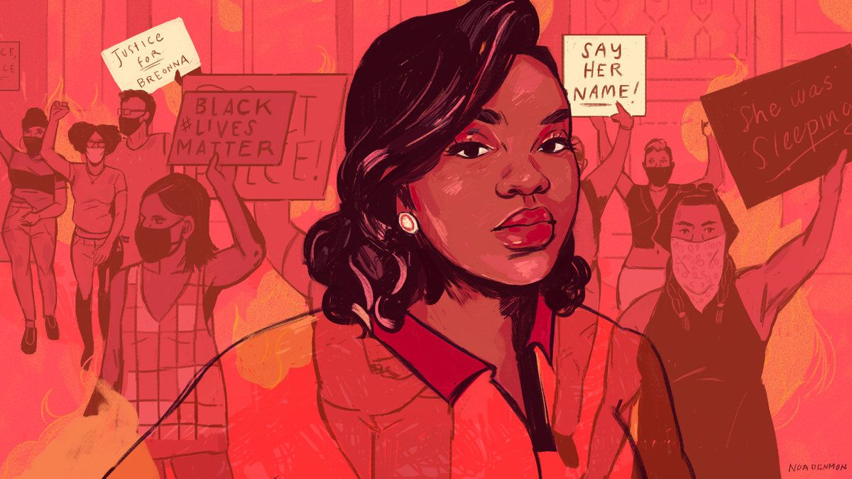 Breonna Taylor And Her Family S Fight For Justice The Ringer