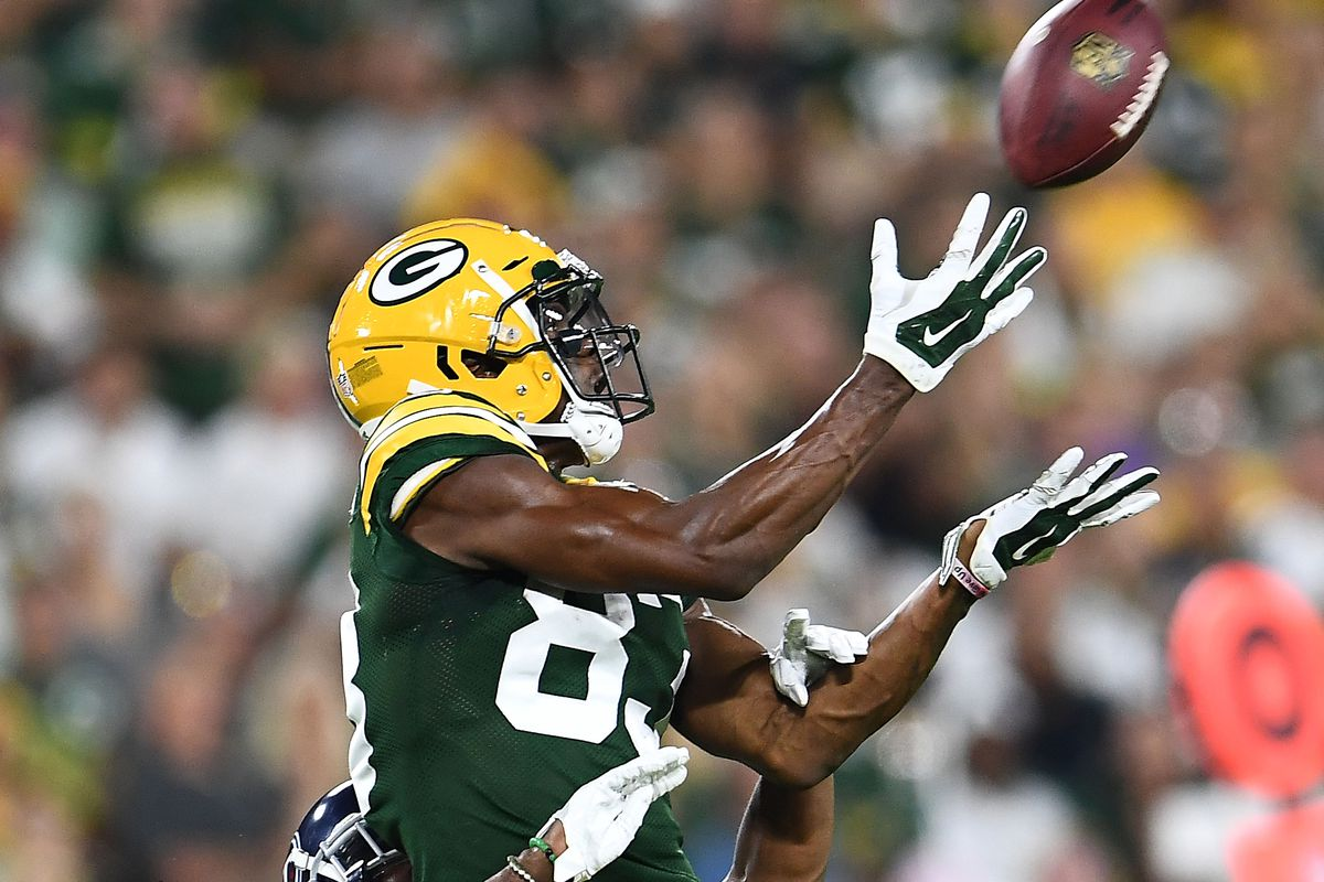 Image result for Marquez Valdes-Scantling (Packers