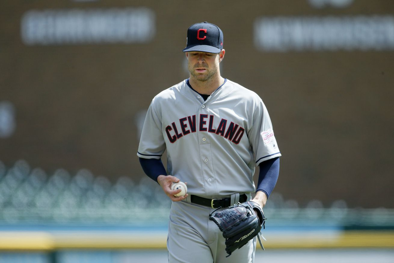 Corey Kluber exits rehab start after one inning