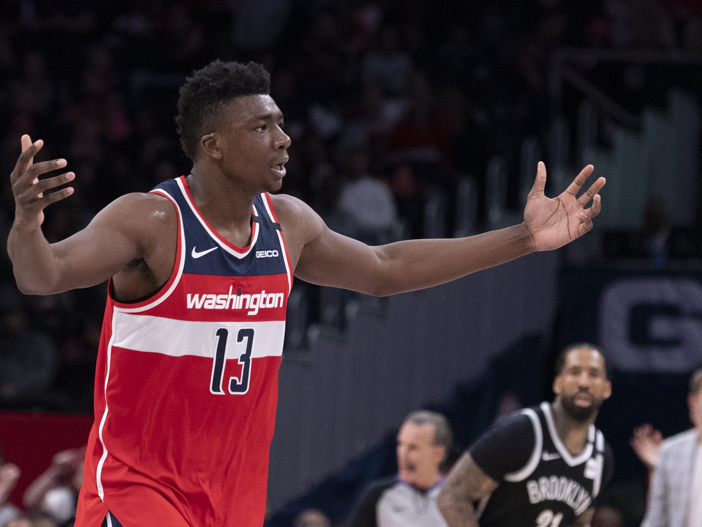Are Wizards Beal Hachimura Bryant The Nba S Worst Defenders Bullets Forever