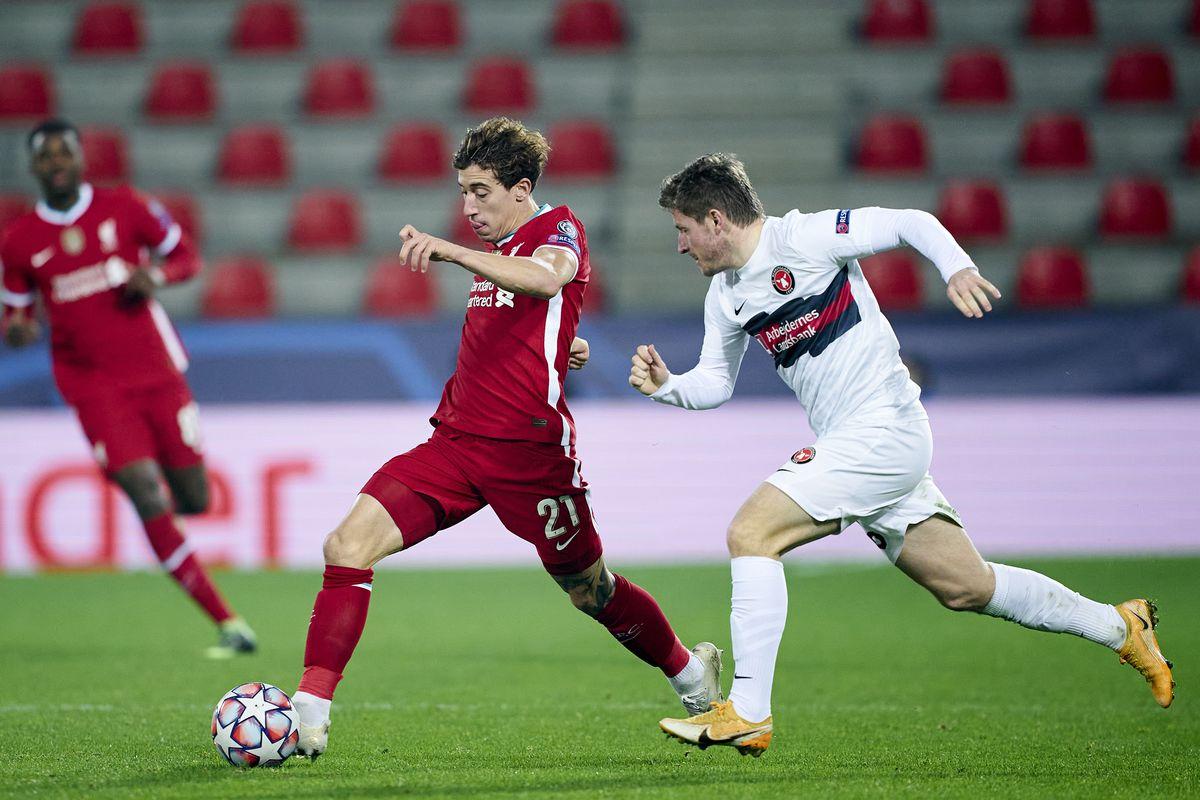 FC Midtjylland vs Liverpool FC - Danish 3F Superliga