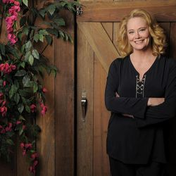 """In this March 28, 2012 photo, actress Cybill Shepherd poses for a portrait in Los Angeles. Shepherd stars in the Lifetime series """"The Client List."""""""