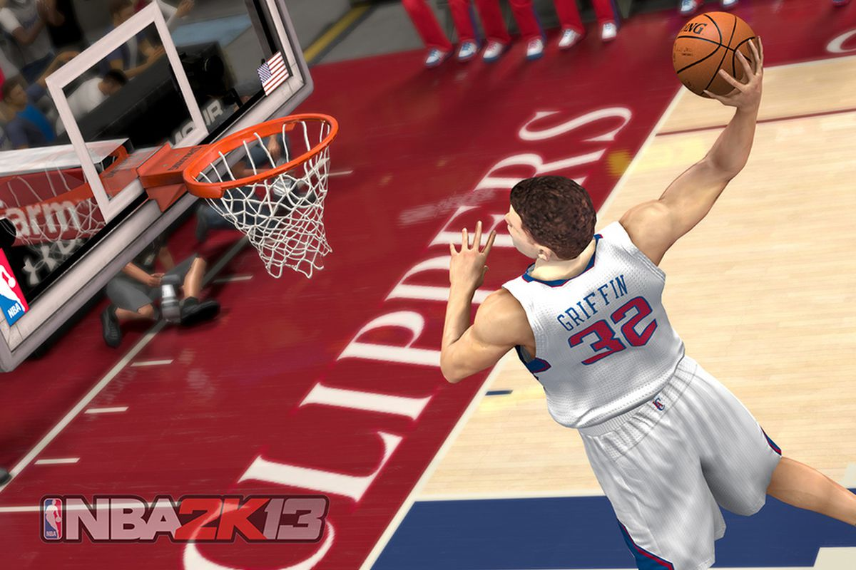 NBA 2K13 on Wii U to get patches and roster updates, says 2K