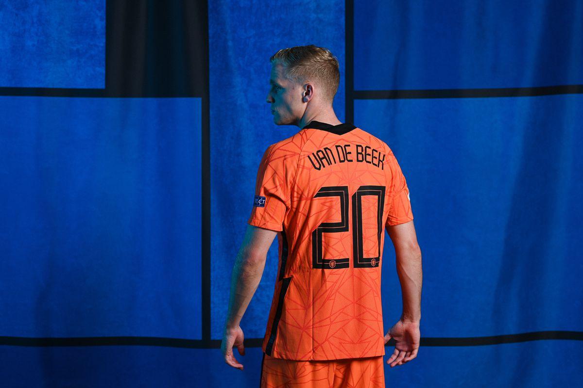Netherlands Portraits - UEFA Euro 2020