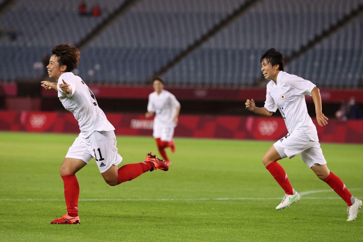 Chile v Japan: Women's Football - Olympics: Day 4
