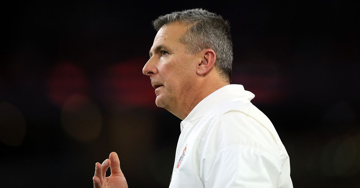 New report claims Urban Meyer knew about OSU WR coach Zach ...