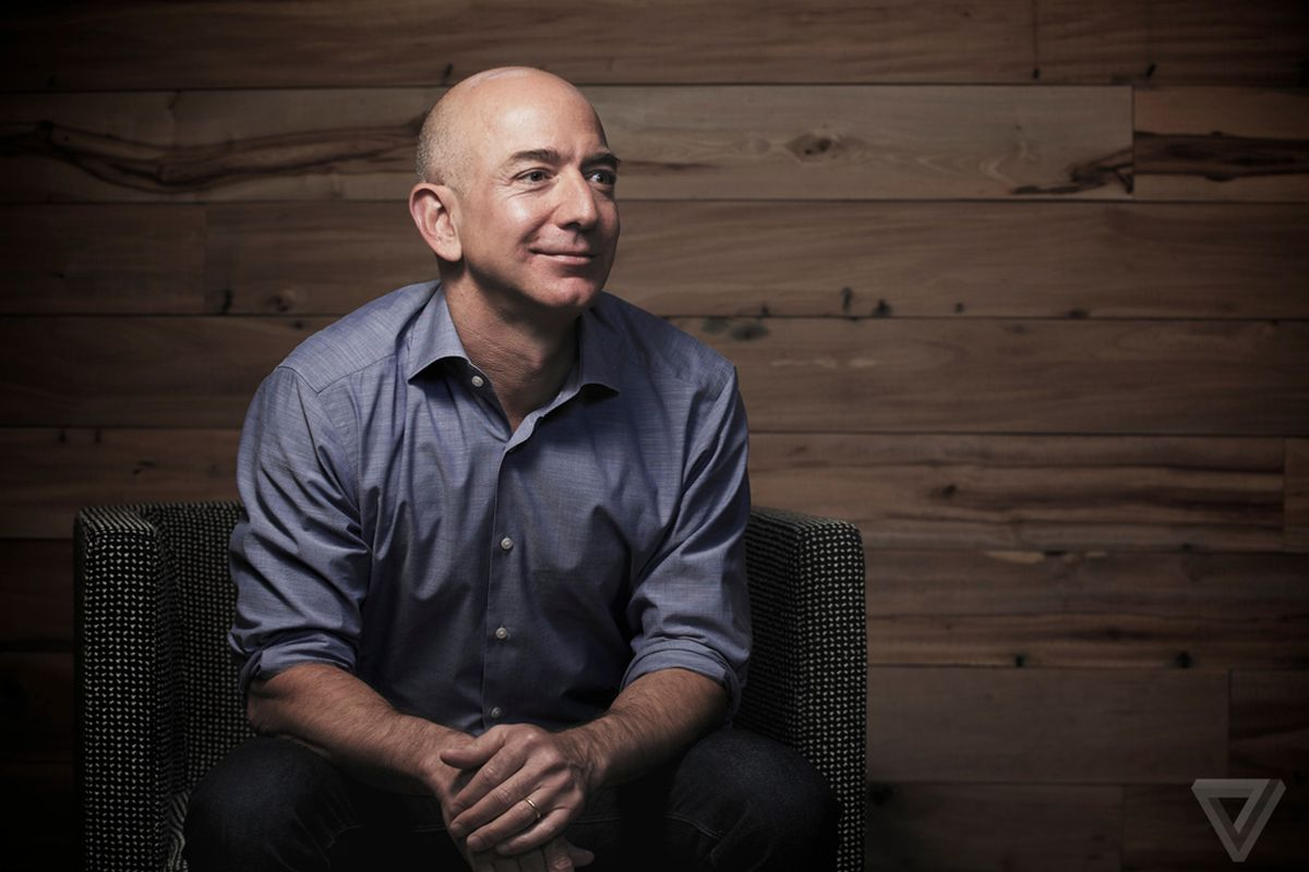 Amazon's Jeff Bezos briefly overtakes Bill Gates to become world's richest man
