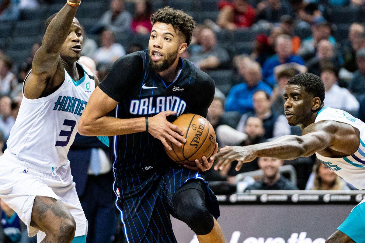 Orlando Magic v Charlotte Hornets
