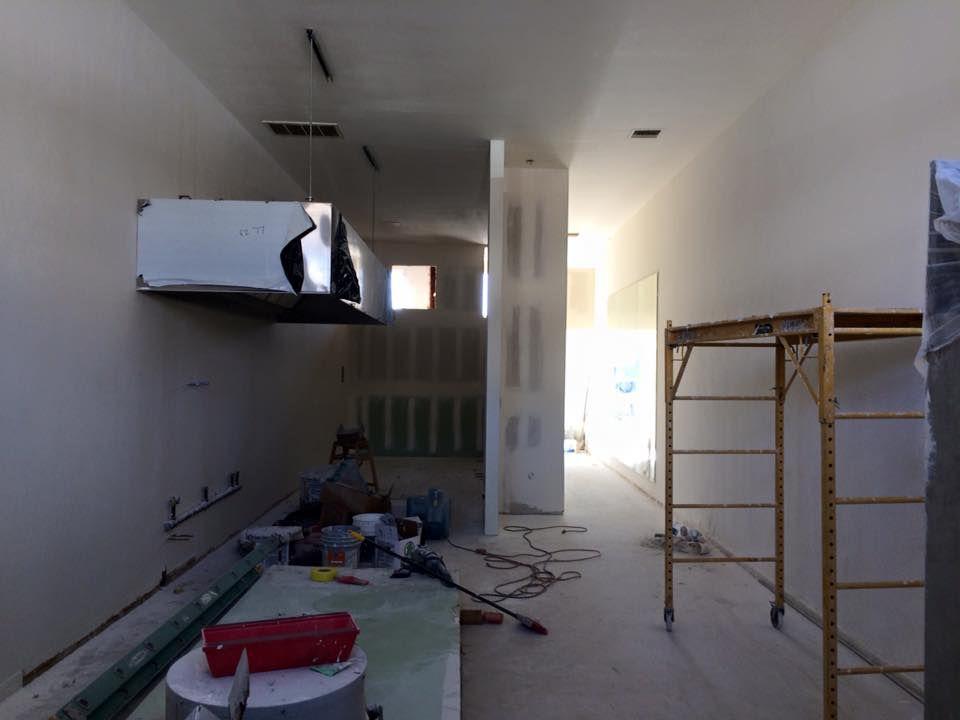 Under construction back in November