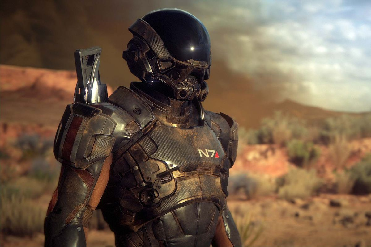 Mass Effect Andromeda Lets You Wear Shepard S Armor But