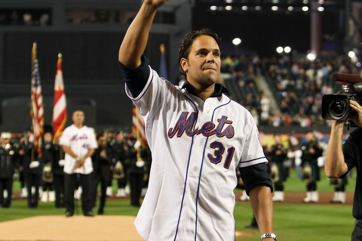 the best attitude 3bfa2 69d18 Mets preparing to honor Mike Piazza with a Piazza weekend ...