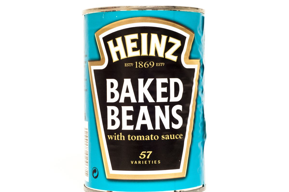 British Man Opens Can Of Heinz Baked Beans To Find One Lone Bean Eater