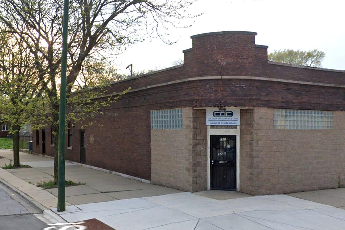 Coleman Development Corporation, 7258 S. Halsted St.