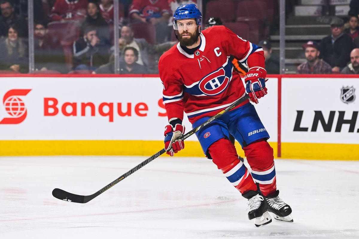 What does Father Time have in store for Shea Weber?