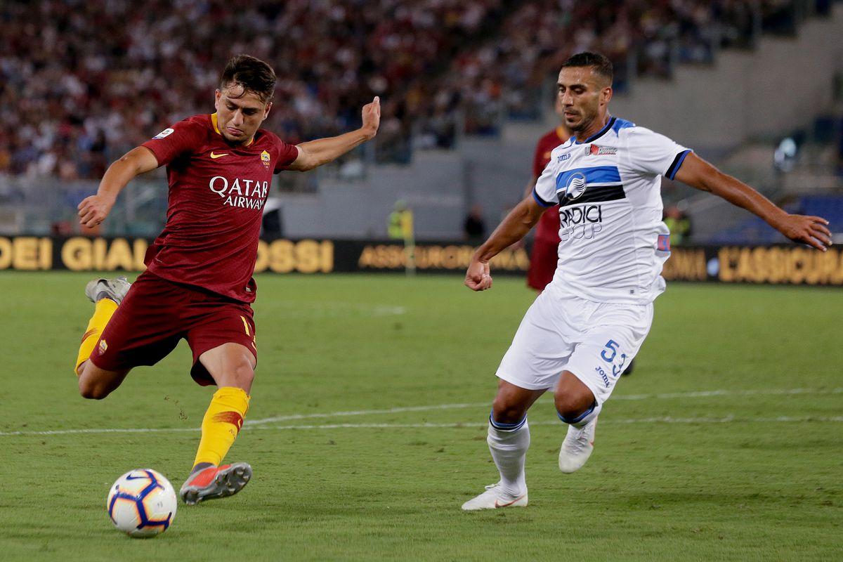 AS Roma v Atalanta Bergamo - Italian Serie A
