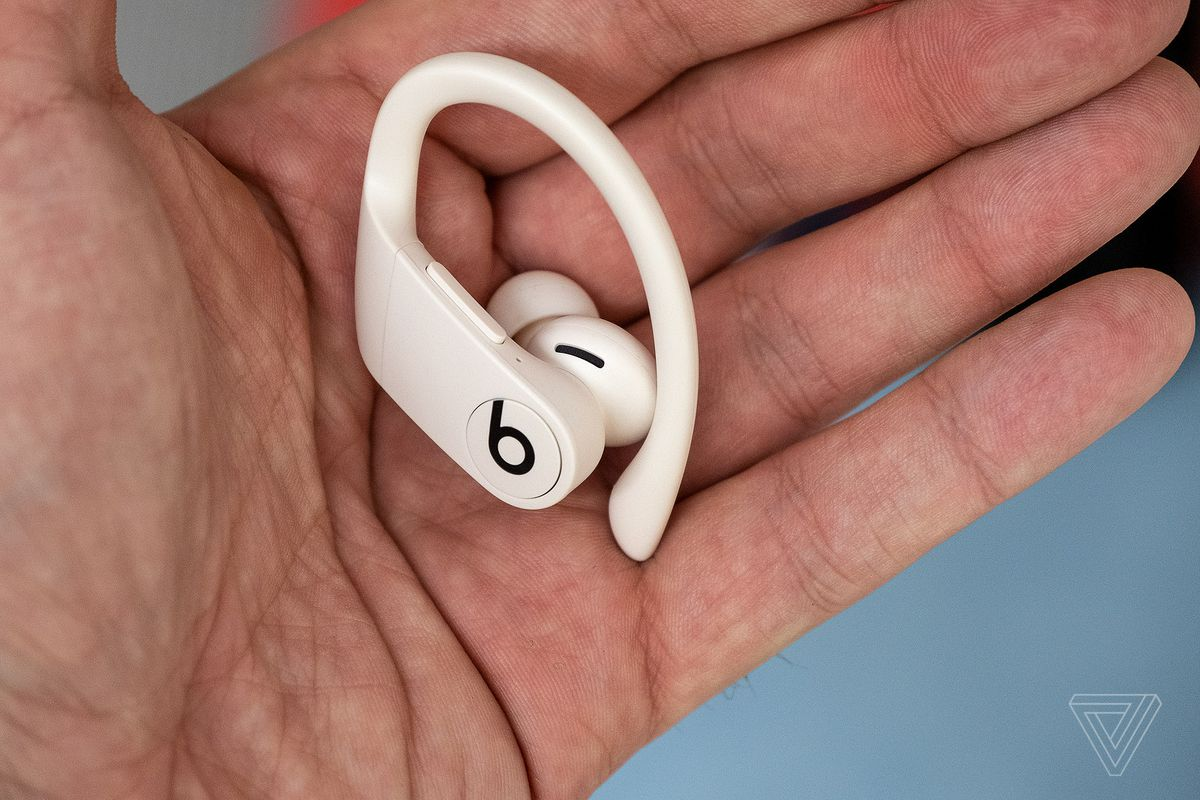 Beats' new Powerbeats Pro are AirPods that fit better in your ears