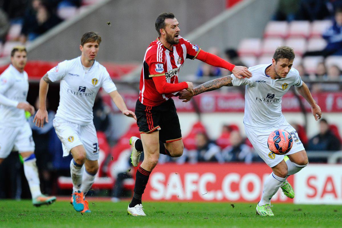 Sunderland v Leeds United - FA Cup Third Round