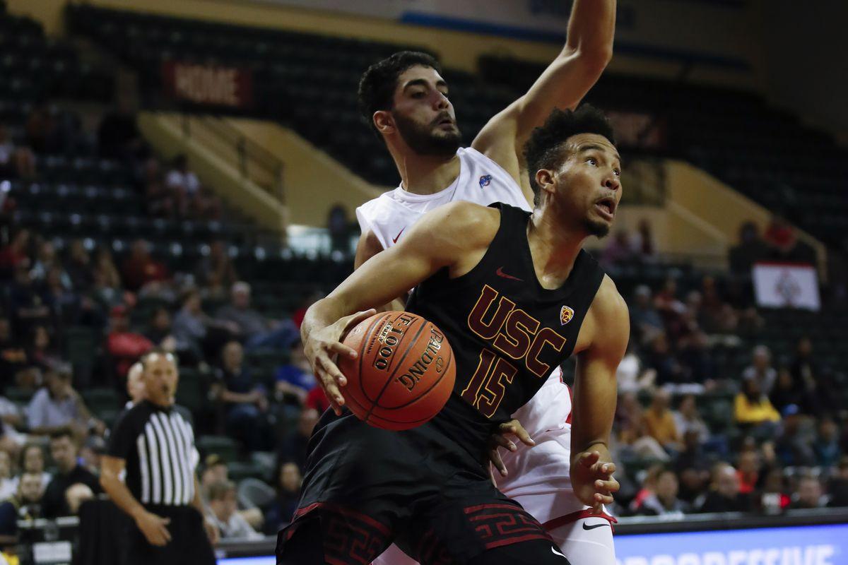 COLLEGE BASKETBALL: NOV 28 Orlando Invitational - USC v Fairfield
