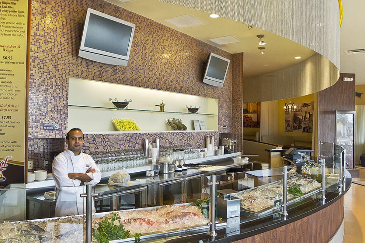 Sayad Mediterranean Grill
