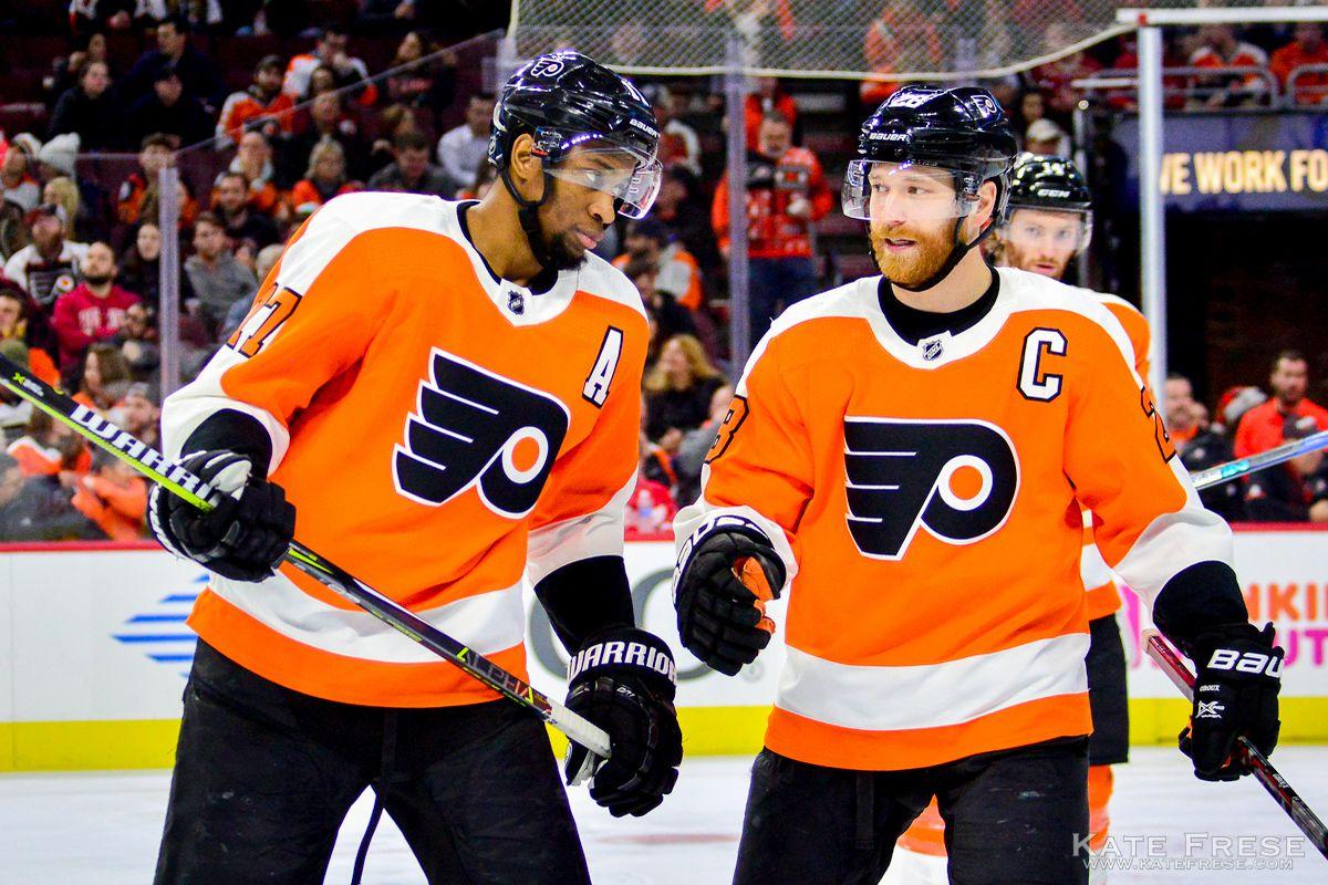 premium selection e7f10 da8b8 Philadelphia Flyers 2017-18 Midterm Report Cards: How have ...