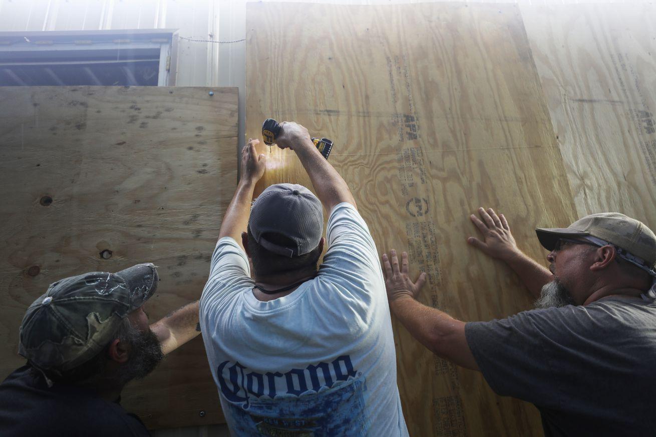 Gulf Coast Prepares For Hurricane Delta