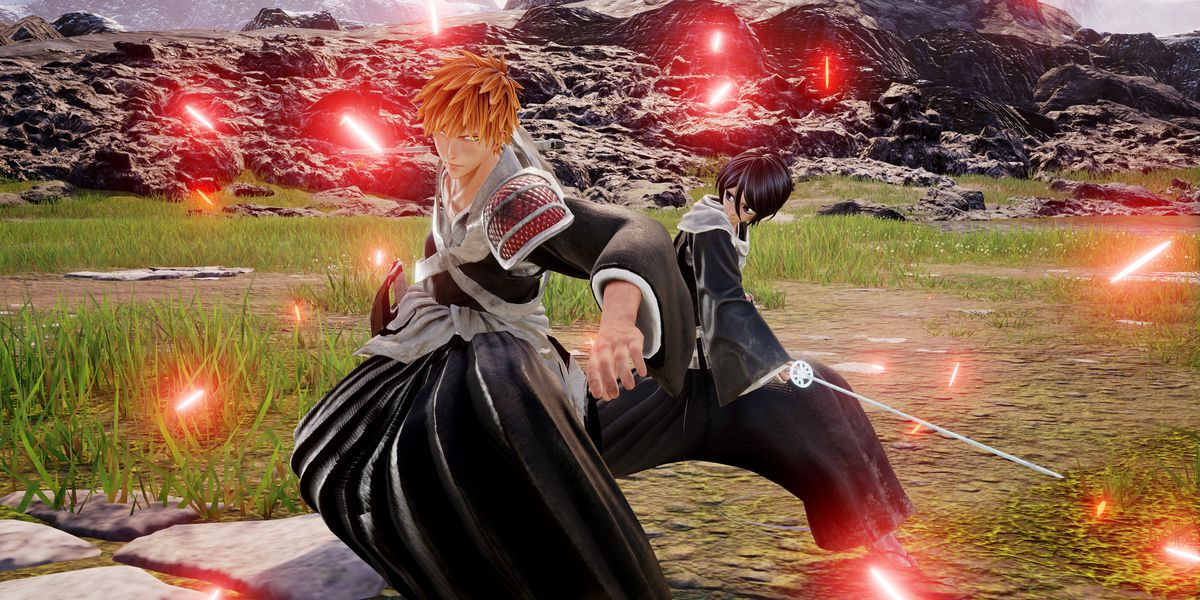 Jump Force's lack of female playable characters is terrible