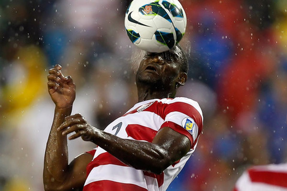 Last time Toronto picked first overall they got Maurice Edu.  Can we look forward to that again in 2013?