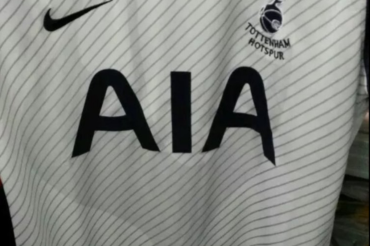 purchase cheap 87c7e 8980c Did Tottenham Hotspur's 2017-18 Nike kits just leak ...