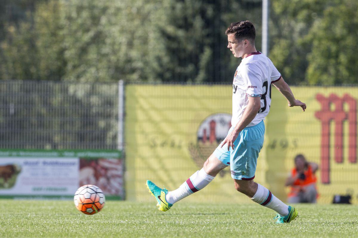 West Ham United v 1. FC Slovacko - Friendly Match