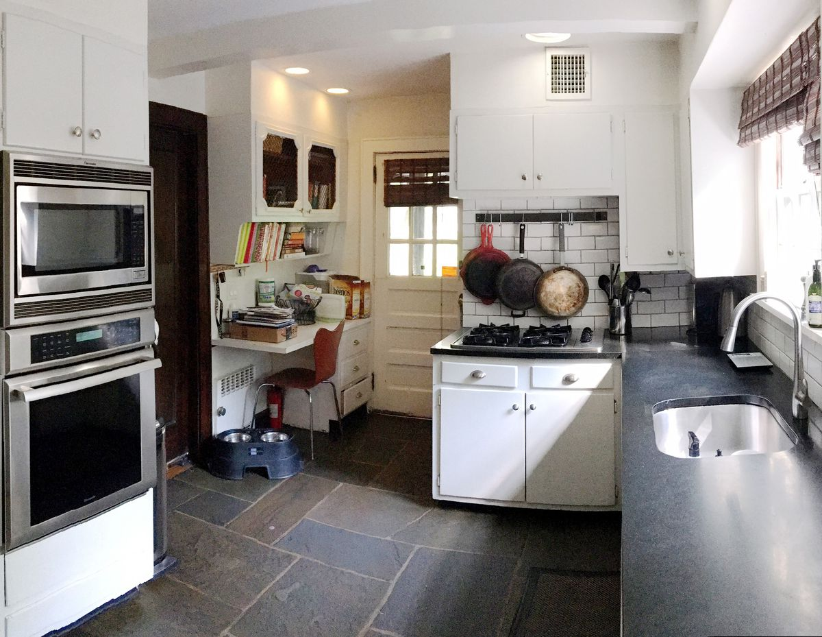 before, kitchen remodel in Larchmont, NY, Light touch, Nov/Dec 2020
