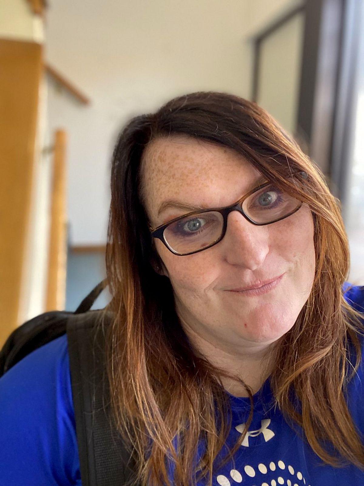 Tori Gleason is a sports chiropractor in Kansas.