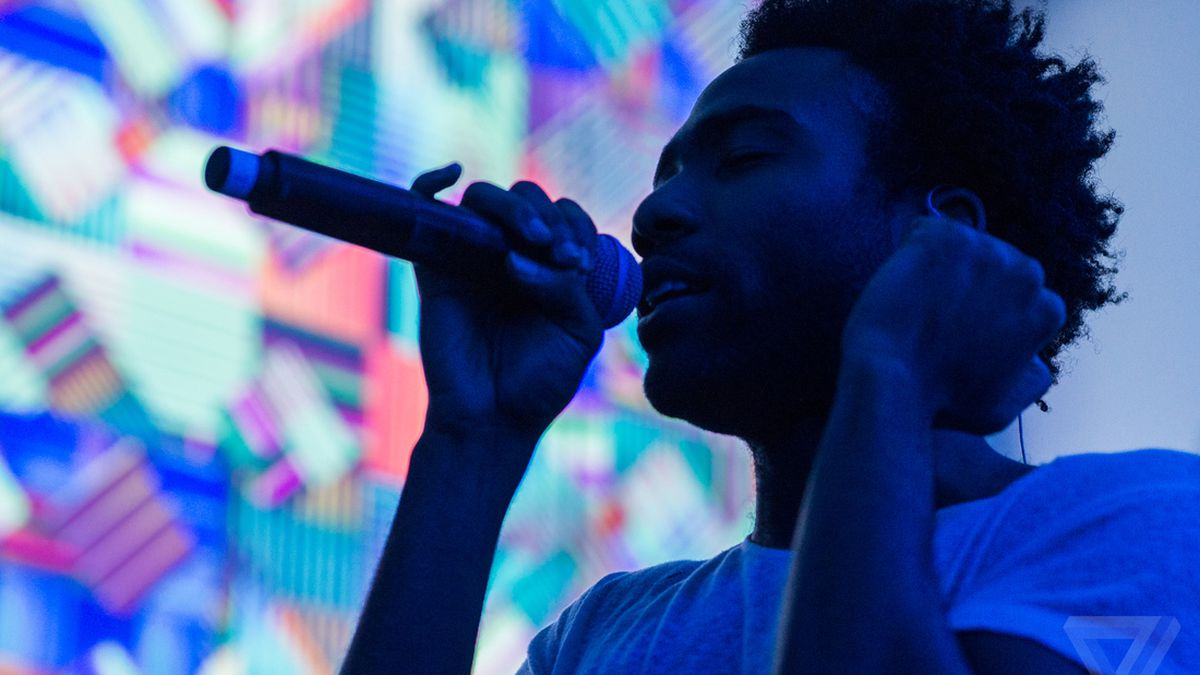 childish gambino because the internet torrent