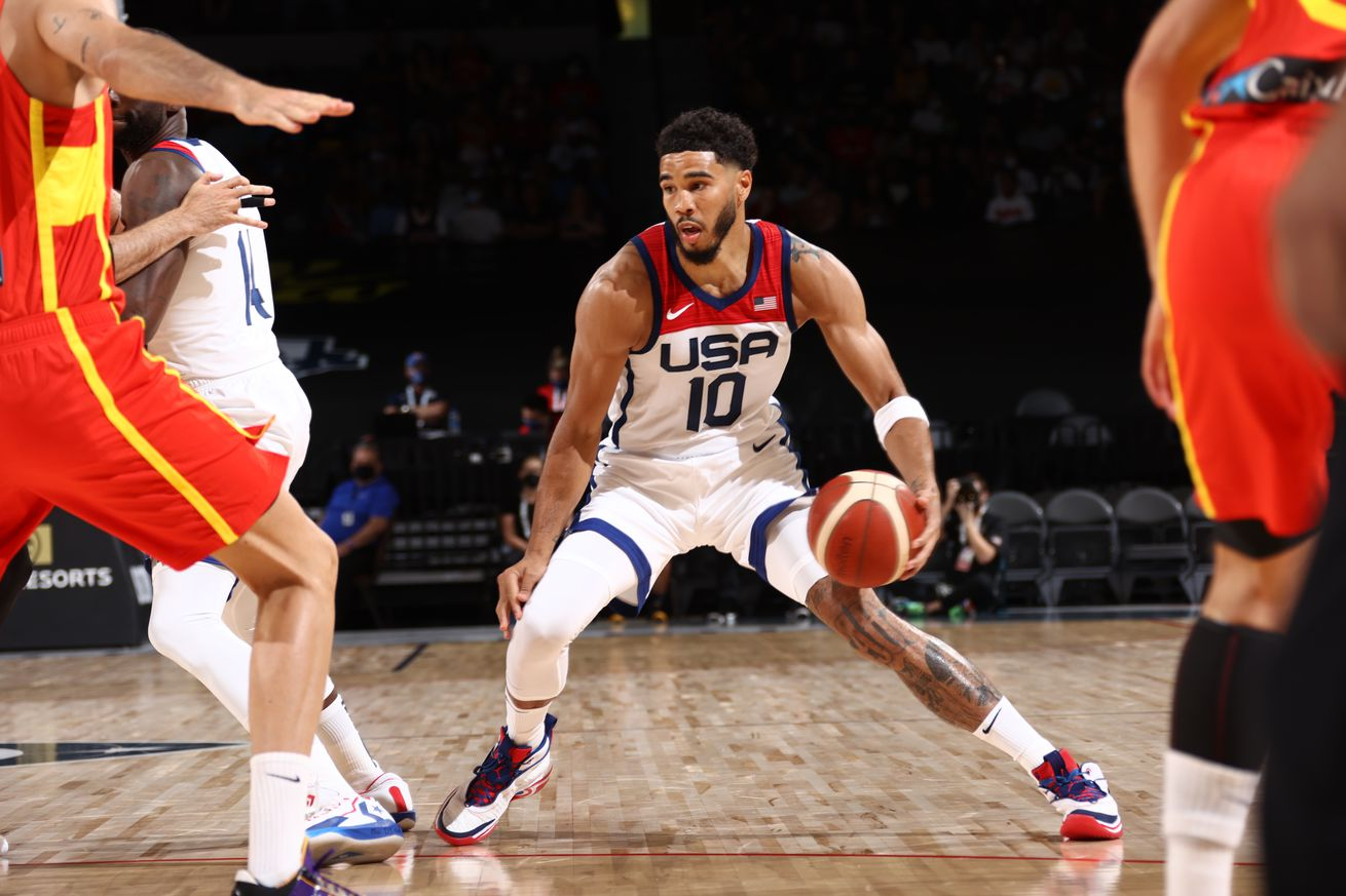 Tokyo Olympics Men's Basketball: Picks, Predictions, Odds to Consider on DraftKings Sportsbook for Sunday, July 25