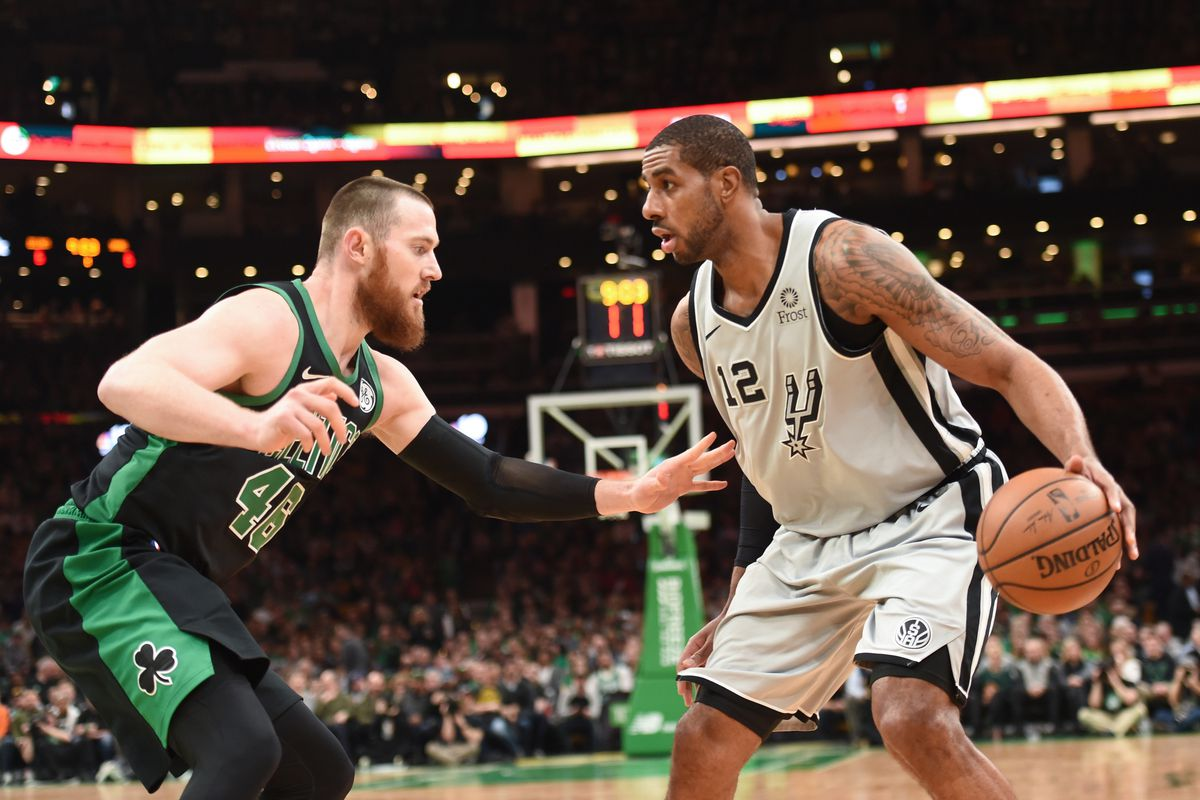 6f78f1d2b Frontcourt depth could become a problem for the Celtics